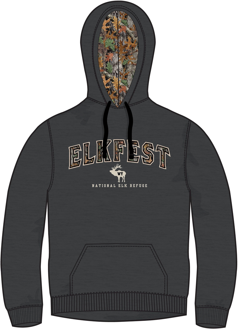 Grand Teton Association - 2018 Sweatshirt Front