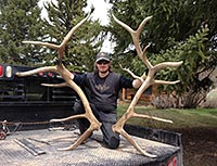 Giant Antler and Wayne Boyd